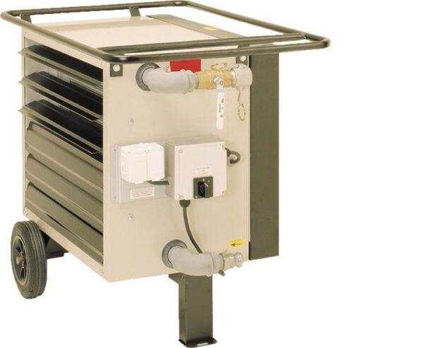 Centrinė šildymo sistema