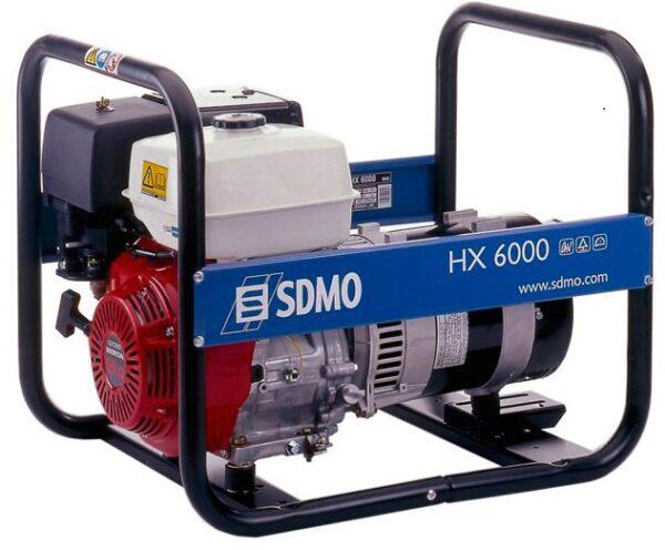 Generatoriai <6 kW