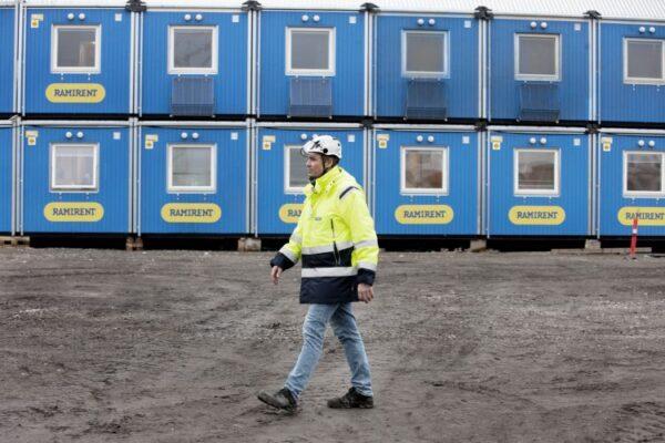 Statybiniai vagonėliai